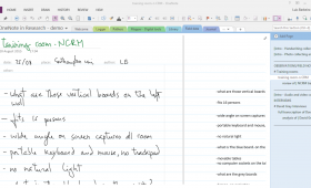 Handwriting collection, conversion and analysis