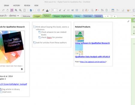 Arquivo e análise de pesquisas web